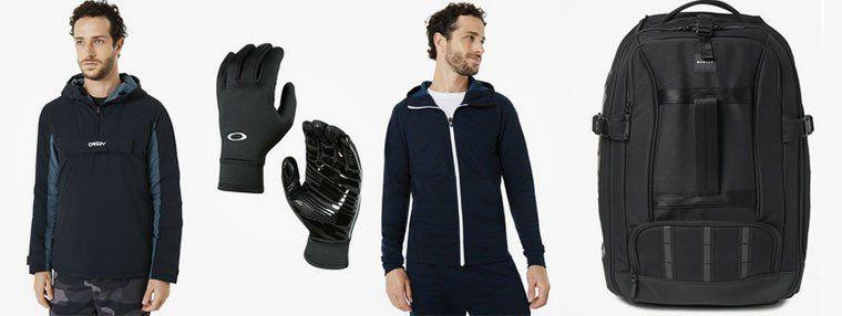 50% Rabatt auf Klamotten & Accessoires bei Oakley