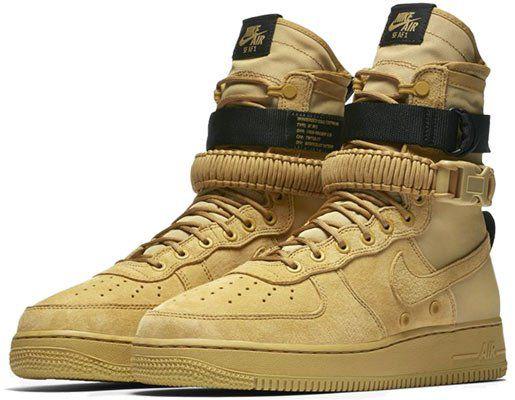 Nike SF Air Force 1 Herren Sneaker für 95,18€ (statt 143€)   nur bis 44.5