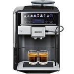 SIEMENS TE655509DE Kaffeevollautomat in Saphirschwarz ab 699€ (statt 1.395€)
