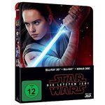 Star Wars – Die letzten Jedi 3D-Steelbook Blu-ray für 17€ (statt 25€)
