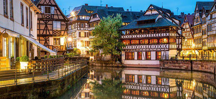 ÜN in Straßburg inkl. Frühstück für 29,50€ p.P.