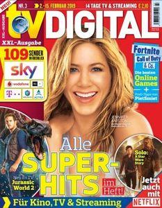 7 Ausgaben tv DIGITAL XXL für 17,15€ + 15€ Scheckprämie