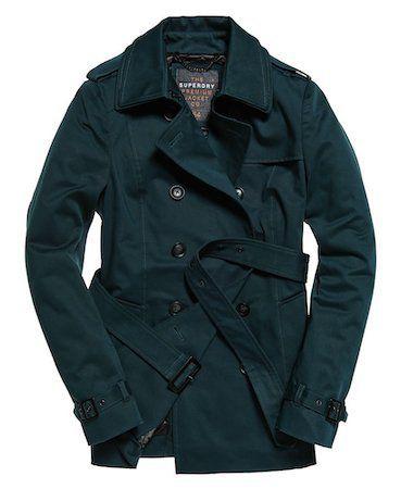 Superdry Damen Winter Mantel Belle für 44,91€ (statt 90€)