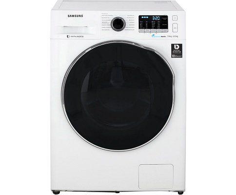 Samsung WD72J5A00AW/EG Waschtrockner (7 kg Waschen / 4 kg Trocknen, 1400 U/Min) für 499€ (statt 550€)