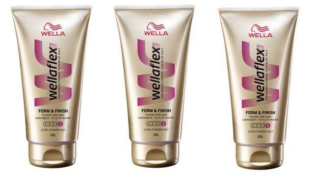 Wellaflex Form & Finish Haargel 6er Pack für 9,99€ (statt 16€)