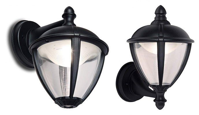 EcoLight LED Außenleuchte 2601 BL & 2602 BL für je 13,89€ (statt 32€)