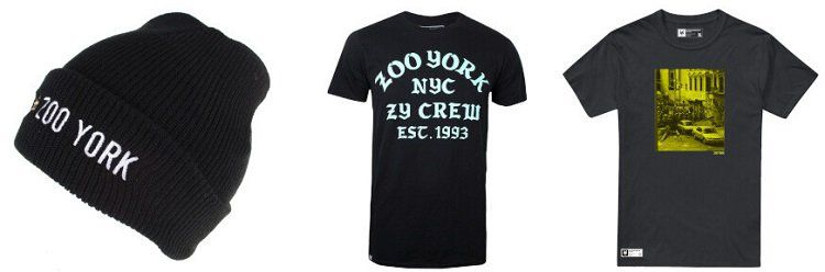 Zoo York Sale bei Vente Privee   z.B. Shirts ab 12,99€