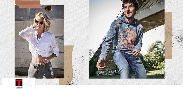 Timezone Sale bei Vente Privee   z.B. Shirts ab 8,99€