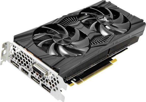Gainward GeForce RTX 2070 Grafikkarte mit 8GB für 449€ (statt 500€)