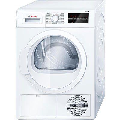 Bosch WTG86400 Kondensationswäschetrockner (8 kg, EasyClean Filter) für 358,20€ (statt 403€)