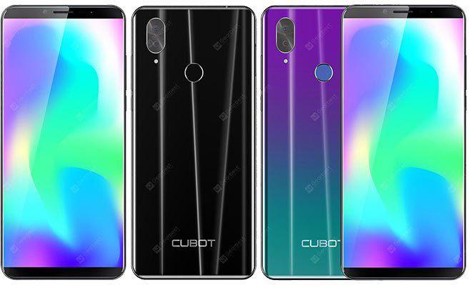 CUBOT X19 5,93 Zoll Smartphone mit 64GB Speicher & LTE für 87,48€ (statt 110€)