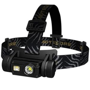 Nitecore HC65   LED Stirnlampe mit 1000LM für 44,25€ (statt 54€)