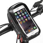 Hikenture Fahrradlenkertasche mit Touchbedienung für 8,44€ (statt 13€) – Prime