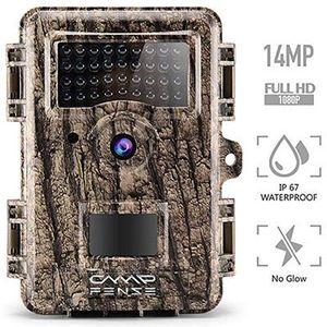 CampFENSE 1080p Wildkamera mit 14MP & Nachtmodus für 41,99€ (statt 60€)