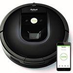 iRobot Roomba 981 Staubsaugerroboter mit App-Steuerung und Teppich Modus für 619,85€ (statt 729€)