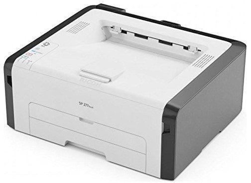 RICOH SP 277NwX Laserdrucker s/w für 79€ (statt 98€)