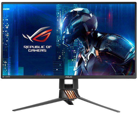 Asus ROG Swift PG258Q   24,5 Zoll Gaming Monitor mit 240Hz, 1ms & G Sync für 395,10€ (statt 539€)   Messeware