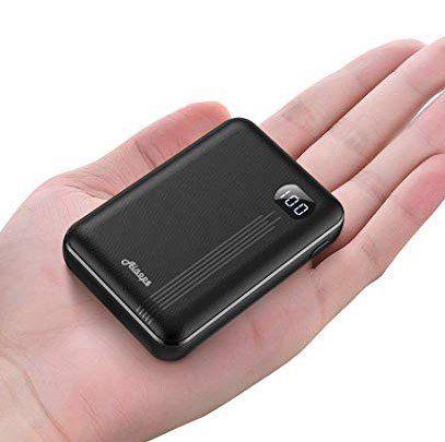 DIVI Mini Powerbank mit 10000mAh für 13,79€ (statt 23€)