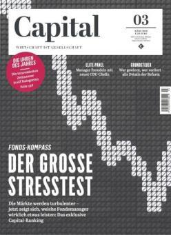 Capital Jahresabo mit 12 Ausgaben für 102€   Prämie: 90€ Amazon Gutschein