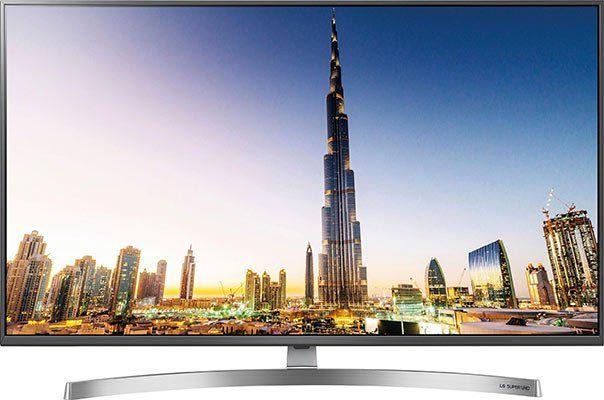 LG 49SK8100LLA UHD 4K LED TV mit 49 Zoll (SMART TV, webOS 4.0) für 549€ (statt 596€)