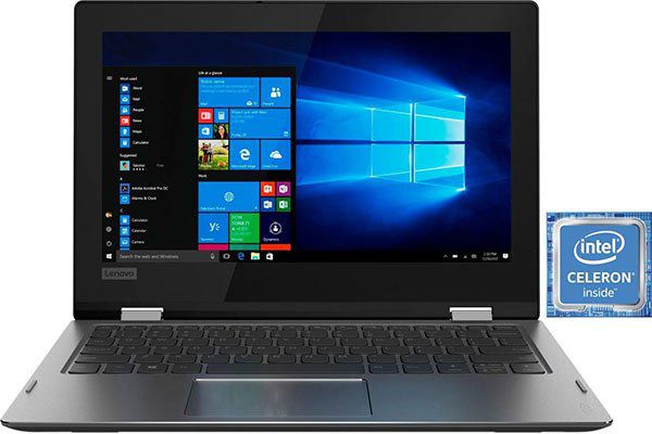 Lenovo Yoga 330 11 Convertible Notebook mit 11,6 Zoll inkl. Office 365 Personal für 205,94€ (statt 282€)