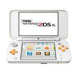 New Nintendo 2DS XL in Weiss / Orange für 99,99€ (statt 131€)