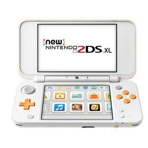 Ausverkauft! New Nintendo 2DS XLin Weiss / Orange ab 96€ (statt 121€)