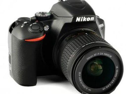 Nikon D3500 Fatbox digitale Spiegelreflexkamera für 399€ (statt 470€)