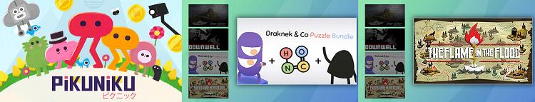 Pikuniku, Downwell, The Flame in the Flood, 2 weitere Spiele gratis   nur für (Twitch) Prime Mitglieder