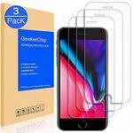 3er Set Panzerglasfolien für iPhone 7/8 für 2,99€ – Prime