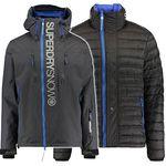 Superdry Herren Ski- & Doppeljacke ″Super SD Multi Jacket″ für 130,91€ (statt 195€)