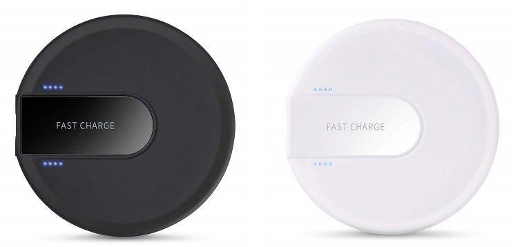 XLTOK Qi Induktionsladegerät mit Fast Charge für 8,99€ (statt 15€)