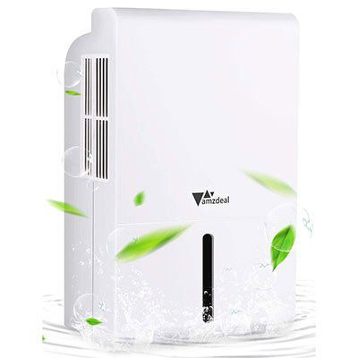 Elektrischer Luftentfeuchter (1500ml) mit Automatikabschaltung für 38,99€ (statt 60€)