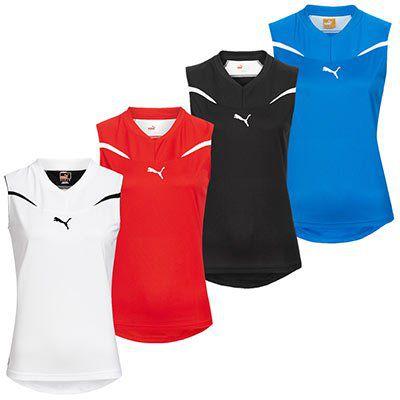 PUMA PowerCat 1.10 Sleveless Vest Damen Trainings Shirts für je 7,99€
