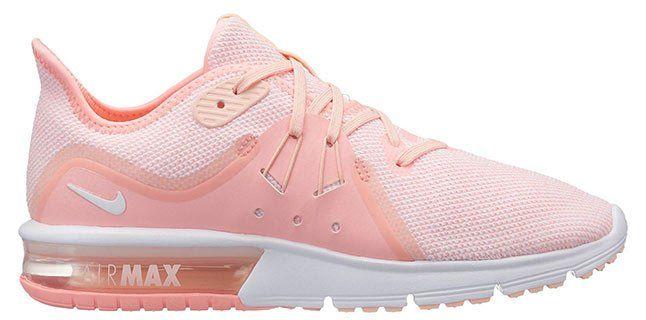 Nike Air Max Sequent 3 Damen Laufschuh in Pink für 55,87€ (statt 66€)