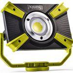 Wiederaufladbarer LED Baustrahler mit 48 LEDs, 4 Modi & 20W für 22,19€ (statt 37€)