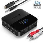 Bluetooth 5.0 Audio-Transmitter & Empfänger für 24€ (statt 40€)
