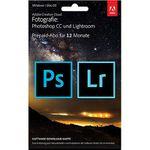 Adobe Creative Cloud Fotografie (1 Jahr) für 99,90€ (statt 135€)