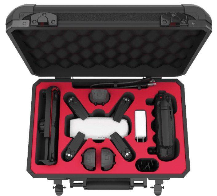 Adam Elements Fleet ACC901S Drohnenkoffer nur 46,99€   für die DJI Spark Fly More Combo