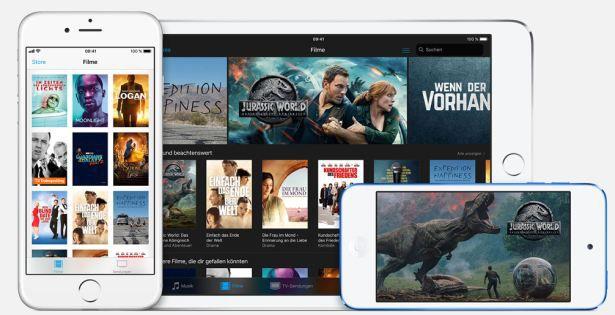 Apple plant Start des eigenen Videostreaming Dienstes im April