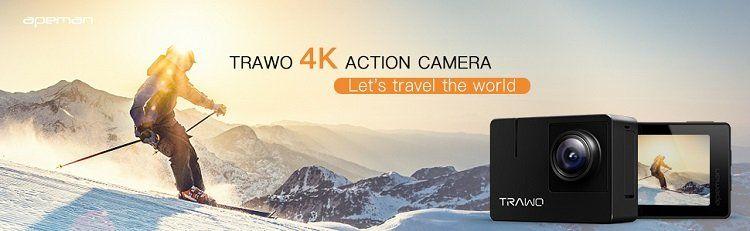 Test der APEMAN Trawo Action Cam