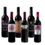 Probierpaket der aktuellen Rotwein-Bestseller für 35,94€