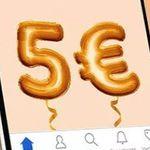 ? eBay: 5€ Gutschein ohne MBW über die App – nur ausgewählte Kunden?