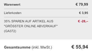 Activa Gas Lavasteingrill mit Piezo Zündung für 55,94€ (statt 99€)