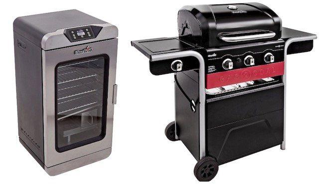 Tepro Toronto Holzkohlegrill Obi : Char broil grills mit rabatt bei obi z b char broil