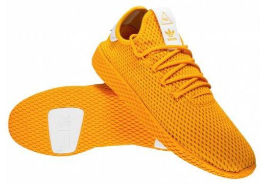 adidas Originals x Pharell Williams Tennis HU Sneaker für 42,94€
