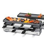 Rommelsbacher RCC1600 Fun for 4+4 Raclette-Set für 99,99€ (statt 141€)