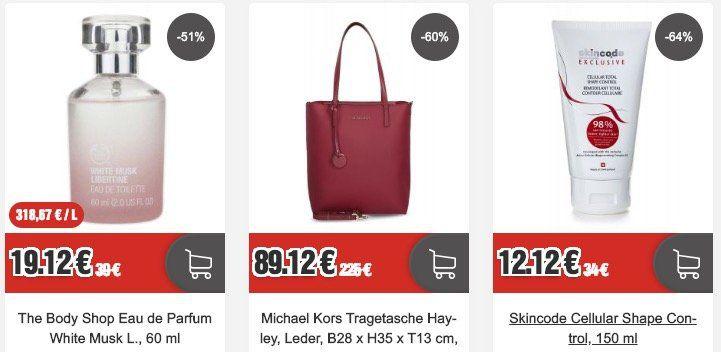 Valentins Deals bei Top12   z.B. Calvin Klein Edge Damenuhr für 104,24€(statt 129€)