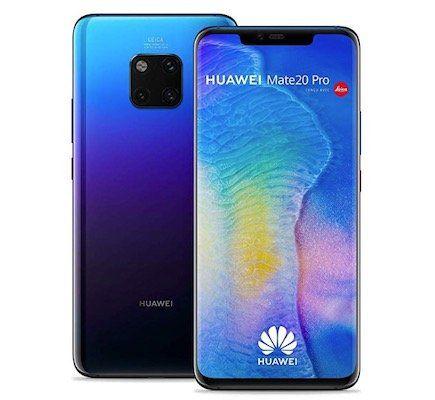 Huawei Mate 20 Pro für 99€ + Vodafone Allnet Flat mit 7GB LTE Max für 36,99€ mtl.
