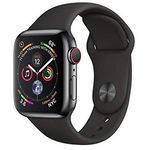 Schnell? Apple Watch Series 4 LTE 40mm mit Edelstahlgehäuse für 530,25€ (statt 684€)